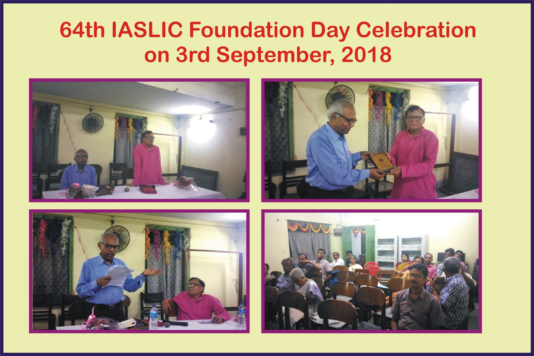 Welcome to www iaslic1955 org in